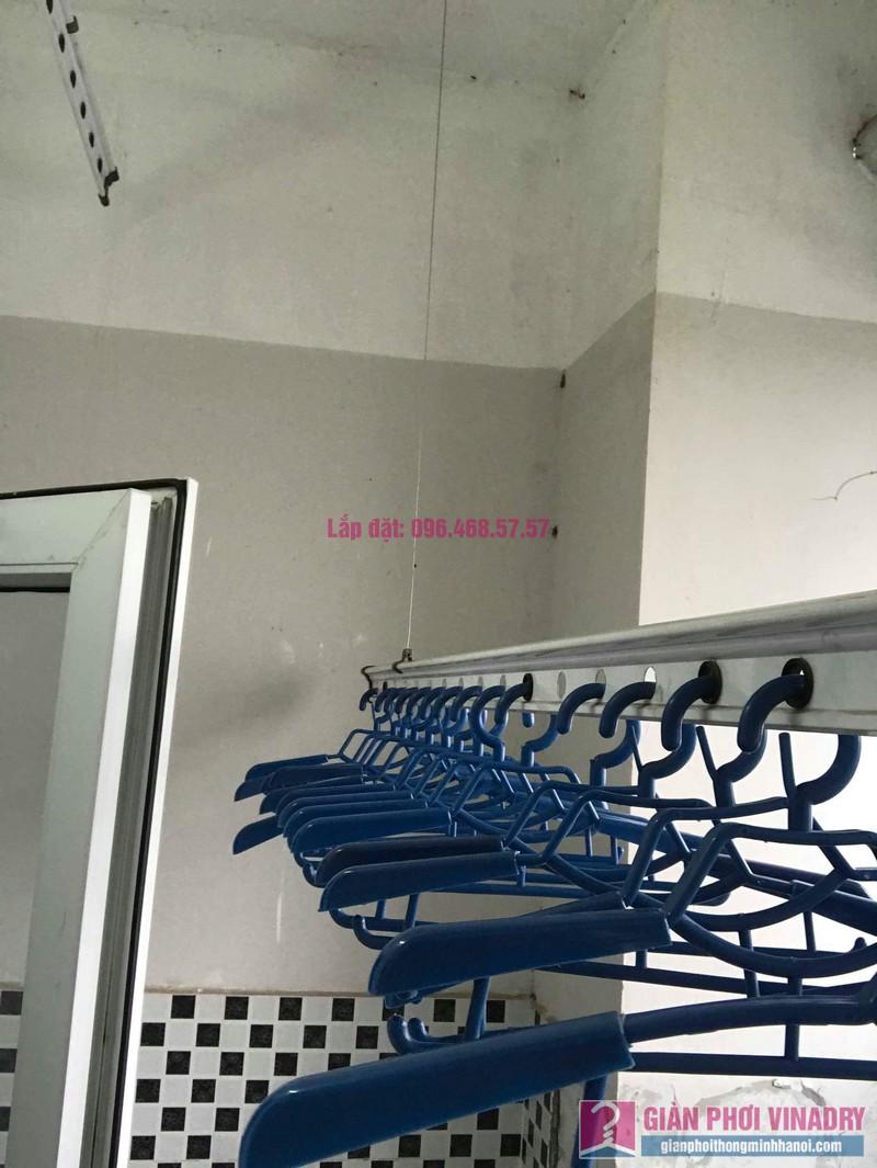 Sửa giàn phơi thông minh nhà anh Năng, chung cư VP5 Linh Đàm - 06