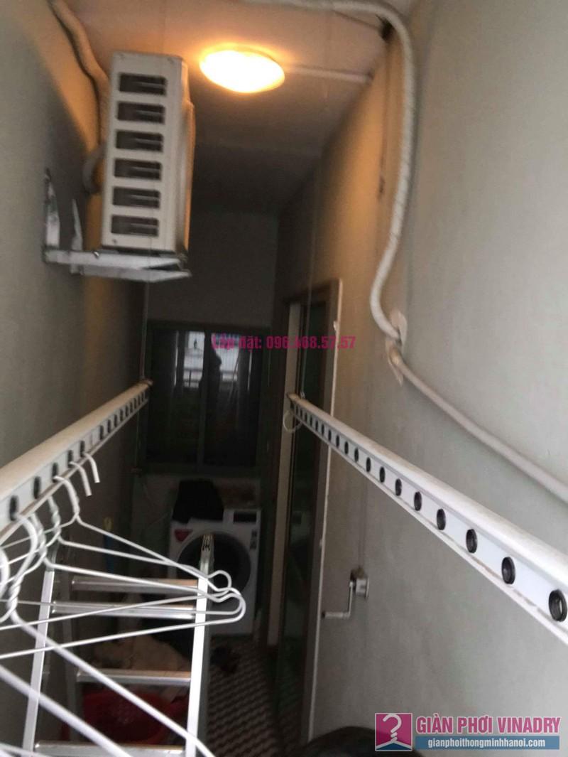 Sửa giàn phơi Hà Đông nhà chị Tảo, Tòa B, chung cư Sông Nhuệ Sails Tower - 04