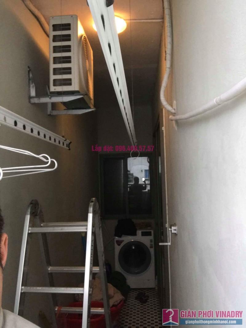 Sửa giàn phơi Hà Đông nhà chị Tảo, Tòa B, chung cư Sông Nhuệ Sails Tower - 05