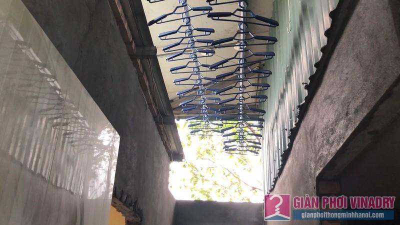 Lắp giàn phơi quần áo nhà chi Đào, Long Biên, Hà Nội - 07
