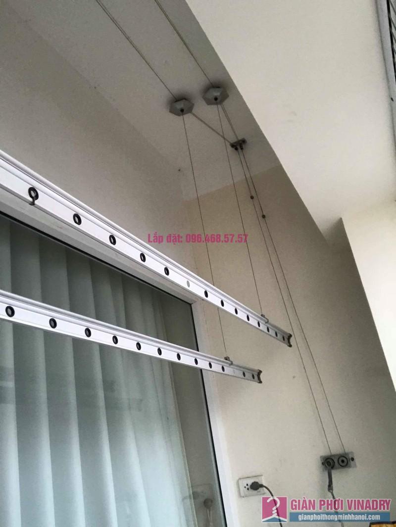 Sửa chữa giàn phơi nhà chị Vân, chung cư CT1 Trung Văn - Vinaconex3, Nam Từ Liêm, Hà Nội - 01