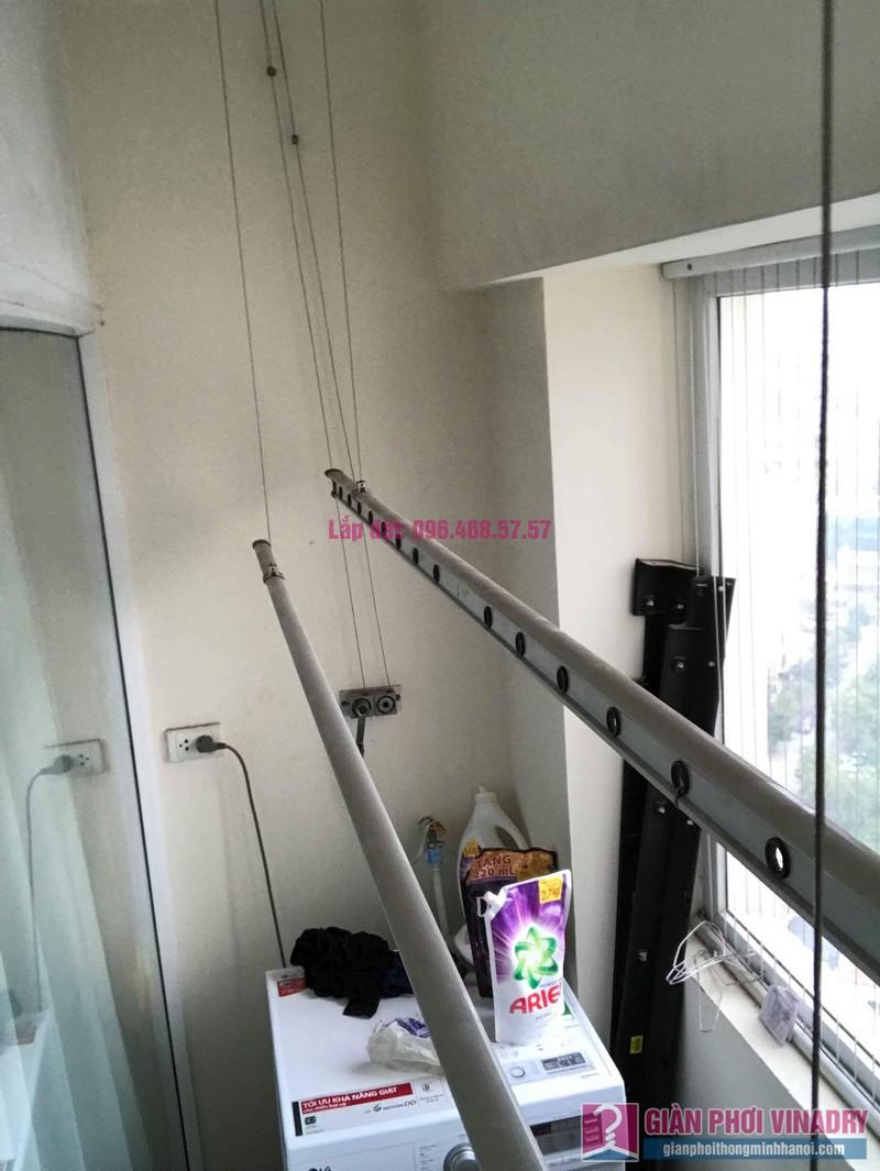 Sửa chữa giàn phơi nhà chị Vân, chung cư CT1 Trung Văn - Vinaconex3, Nam Từ Liêm, Hà Nội - 02