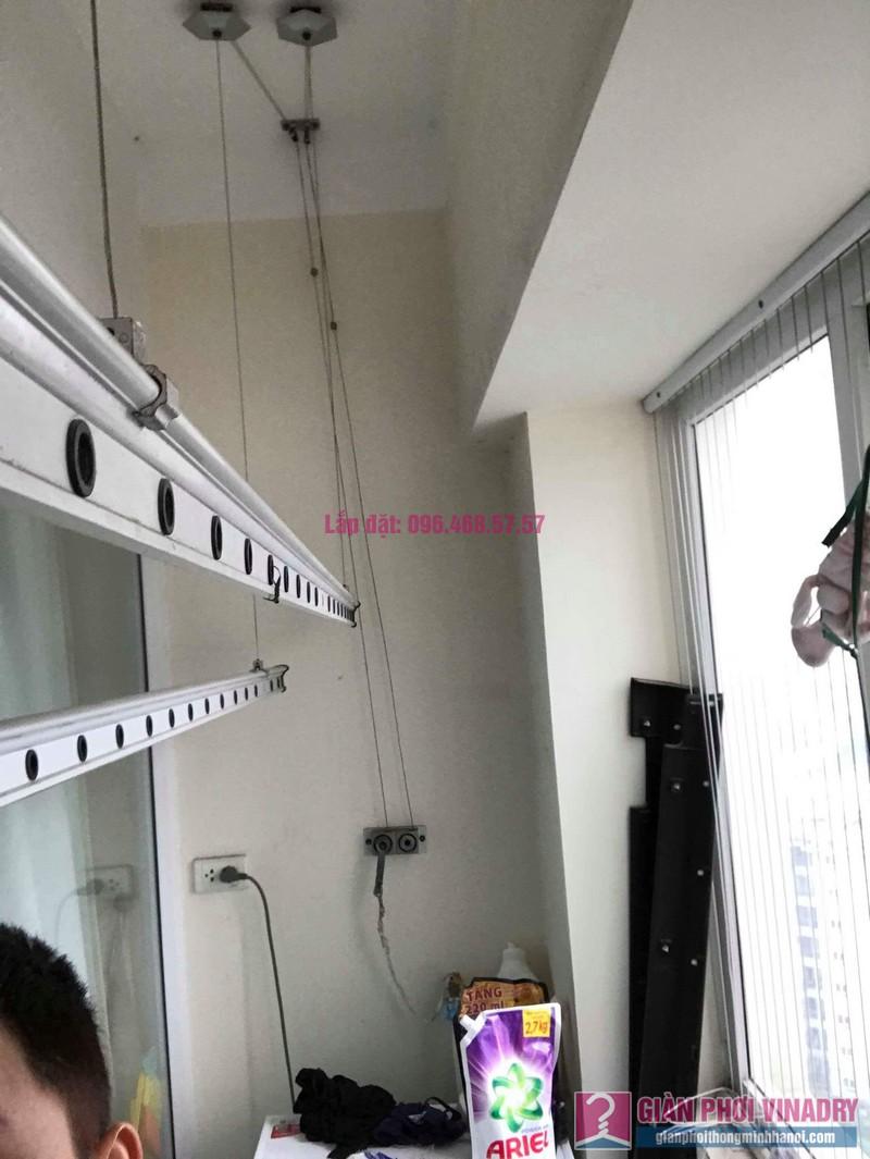 Sửa chữa giàn phơi nhà chị Vân, chung cư CT1 Trung Văn - Vinaconex3, Nam Từ Liêm, Hà Nội - 04