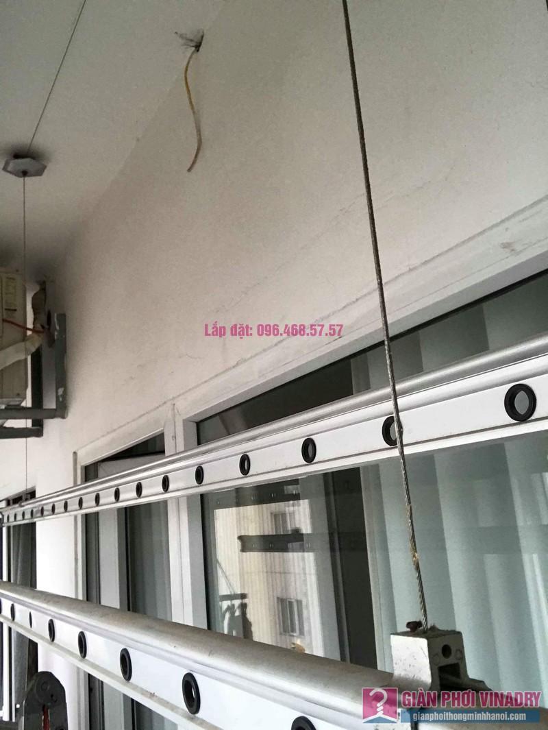 Sửa chữa giàn phơi nhà chị Vân, chung cư CT1 Trung Văn - Vinaconex3, Nam Từ Liêm, Hà Nội - 07