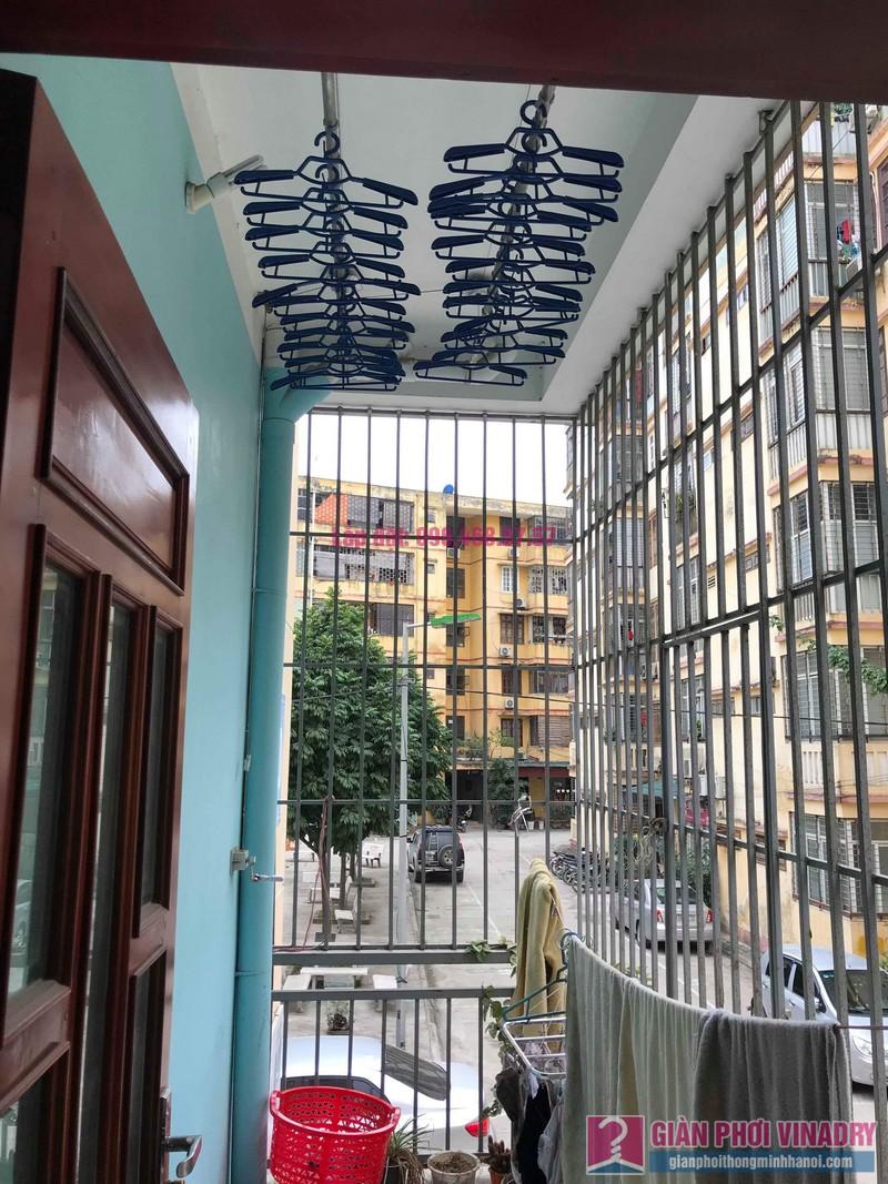 Sửa giàn phơi thông minh nhà chị Hoa, ngõ Thanh Lương 1, Hai Bà Trưng, Hà Nội - 09