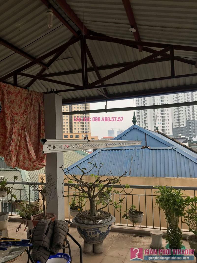 Sửa giàn phơi nhà chú Nam, ngõ 13 Lĩnh Nam, Mai Động, Hoàng Mai, Hà Nội - 05