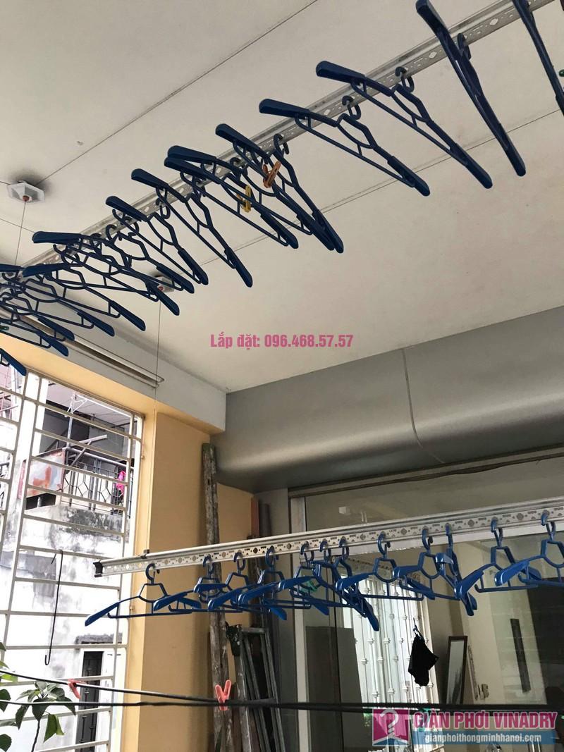 Sửa giàn phơi tại Đống Đa nhà cô Mai, ngõ 23 Phan Phù Tiên, P. Cát Linh - 02