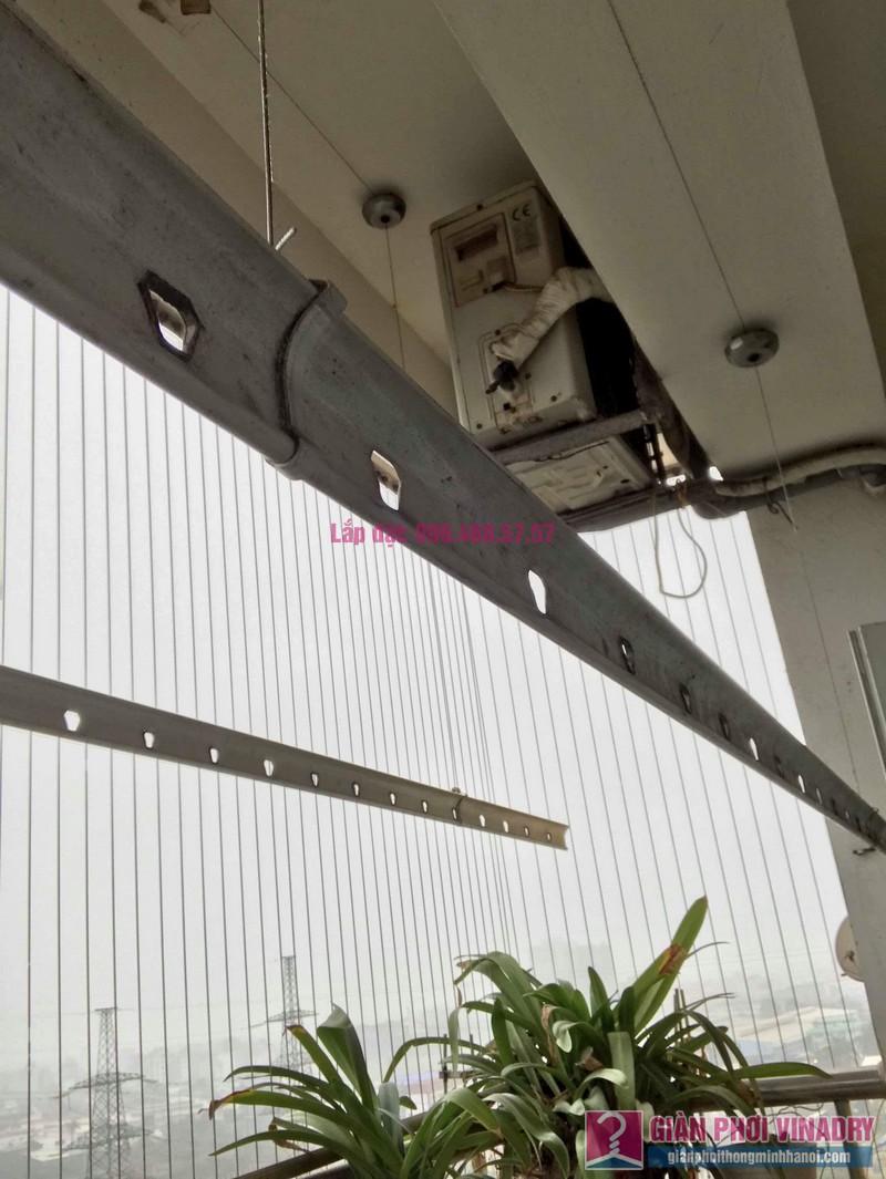 Sửa giàn phơi nhập khẩu nhà chị Hằng, 802 Quang Trung, Hà Đông, Hà Nội - 02