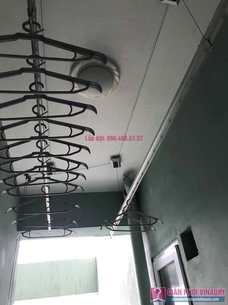 Sửa giàn phơi giá rẻ nhà anh Hiệu, chung cư NC2A, KĐT Cầu Bươu, Thanh Trì, Hà Nội - 03