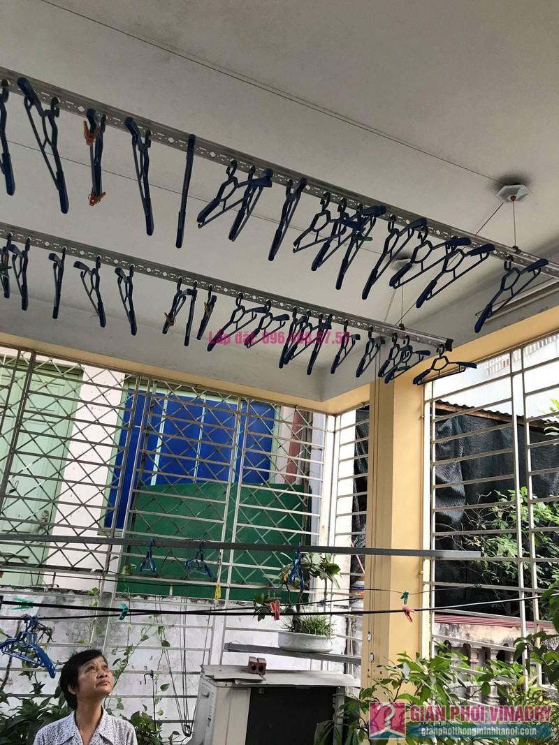 Sửa giàn phơi tại Đống Đa nhà cô Mai, ngõ 23 Phan Phù Tiên, P. Cát Linh - 03