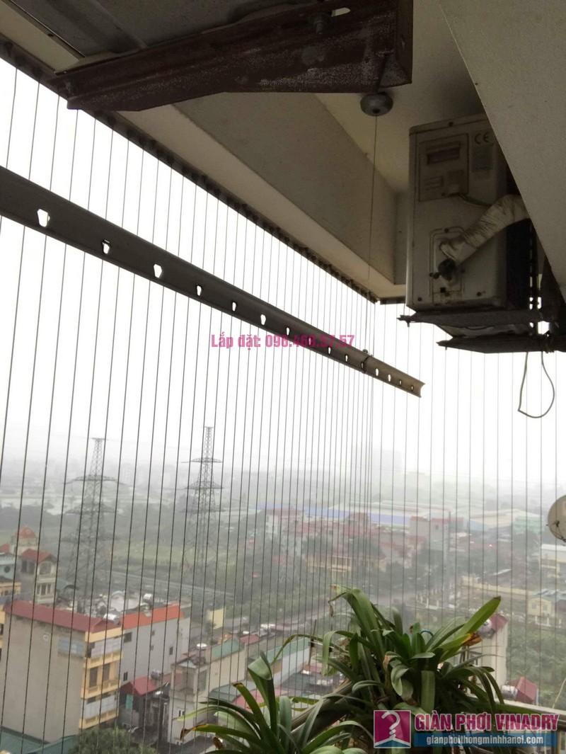 Sửa giàn phơi nhập khẩu nhà chị Hằng, 802 Quang Trung, Hà Đông, Hà Nội - 04