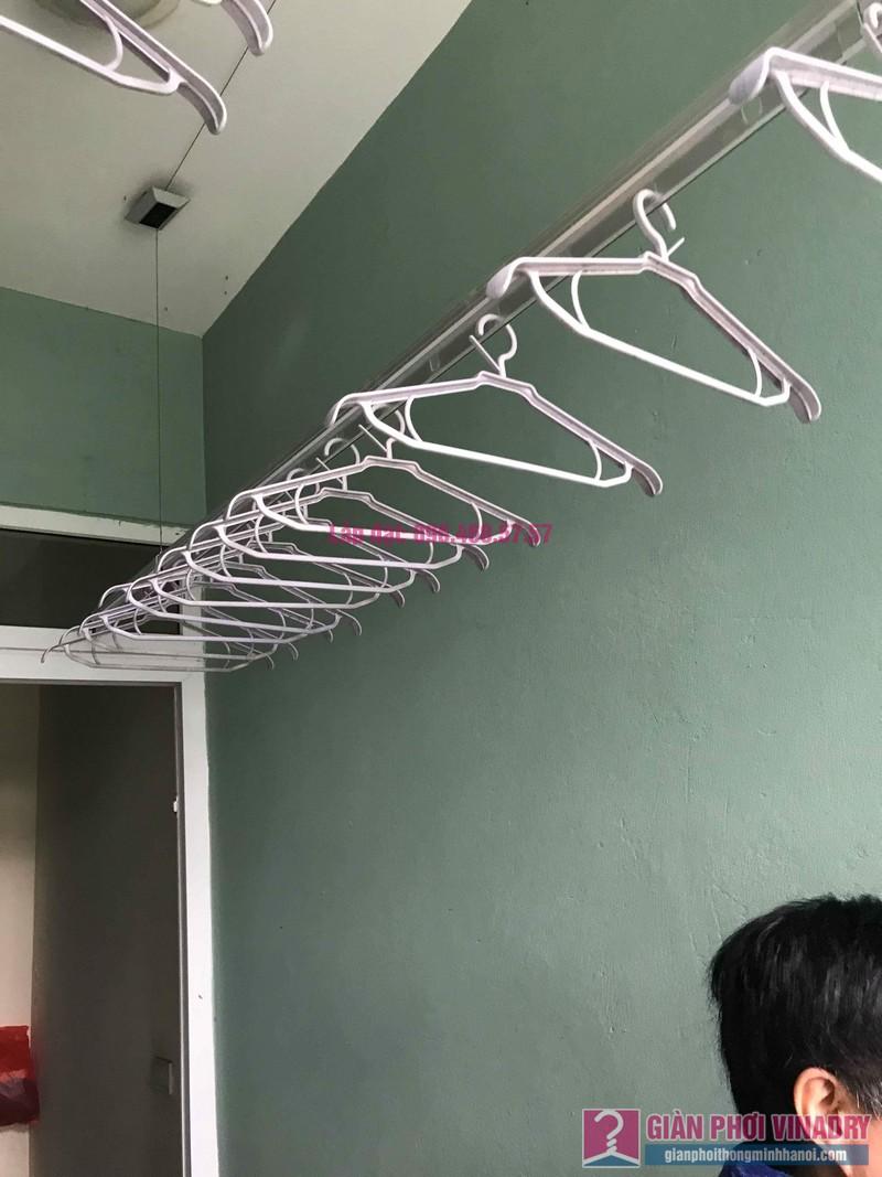 Sửa giàn phơi giá rẻ nhà anh Hiệu, chung cư NC2A, KĐT Cầu Bươu, Thanh Trì, Hà Nội - 06