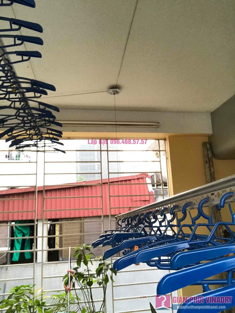 Sửa giàn phơi tại Đống Đa nhà cô Mai, ngõ 23 Phan Phù Tiên, P. Cát Linh - 06