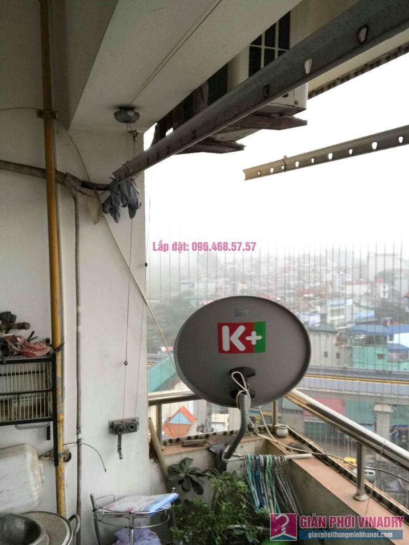 Sửa giàn phơi nhập khẩu nhà chị Hằng, 802 Quang Trung, Hà Đông, Hà Nội - 07