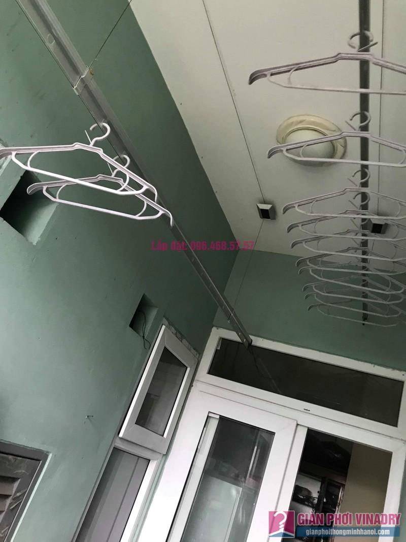 Sửa giàn phơi giá rẻ nhà anh Hiệu, chung cư NC2A, KĐT Cầu Bươu, Thanh Trì, Hà Nội - 08