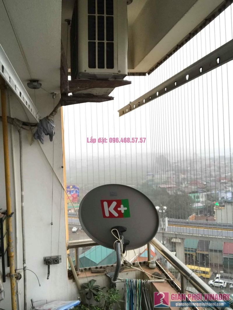 Sửa giàn phơi nhập khẩu nhà chị Hằng, 802 Quang Trung, Hà Đông, Hà Nội - 08
