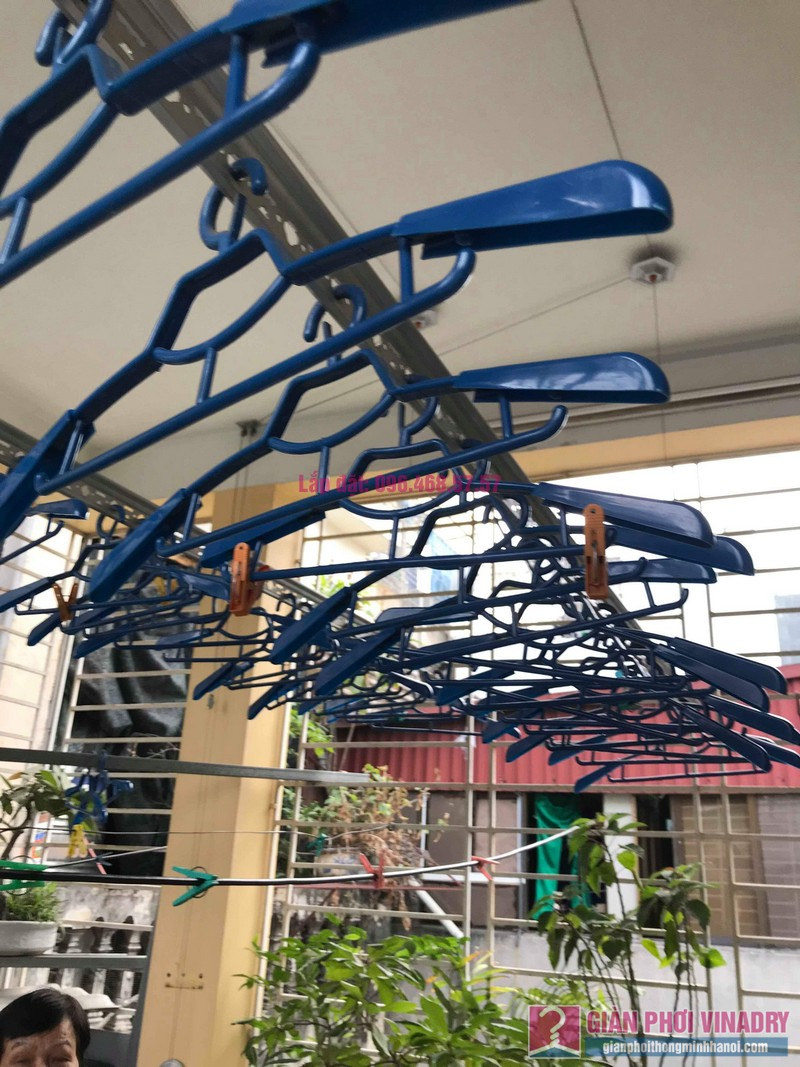 Sửa giàn phơi tại Đống Đa nhà cô Mai, ngõ 23 Phan Phù Tiên, P. Cát Linh - 09