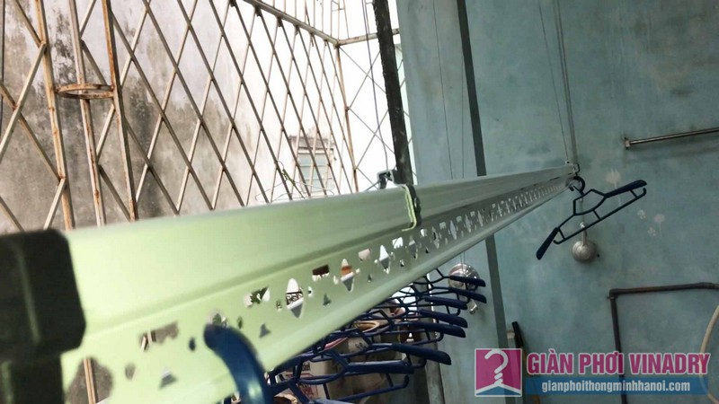 Sửa chữa và lắp đặt giàn phơi nhà anh Trung, ngõ 429 Thụy Khuê, Tây Hồ, Hà Nội - 05