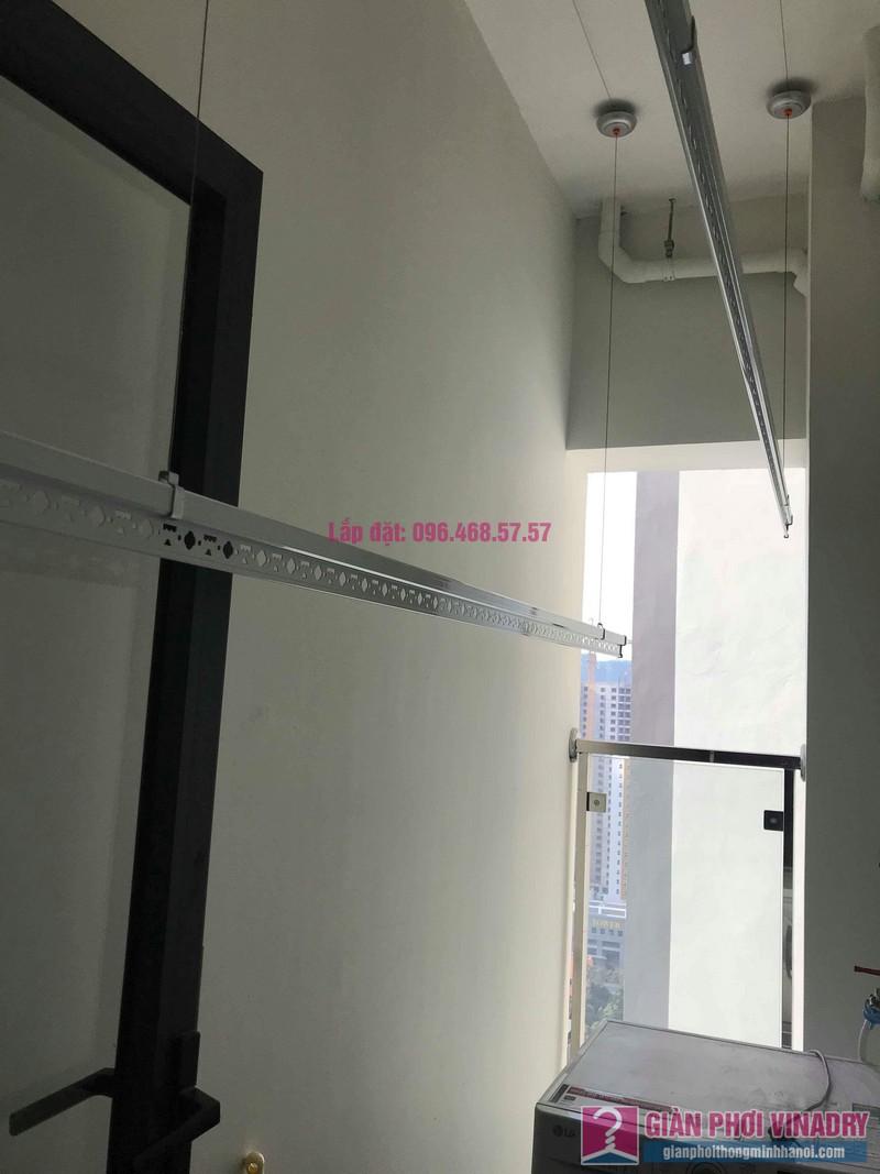 Lắp đặt giàn phơi tại nhà anh Truyền, chung cư Imperia Garden, Thanh Xuân, Hà Nội - 02