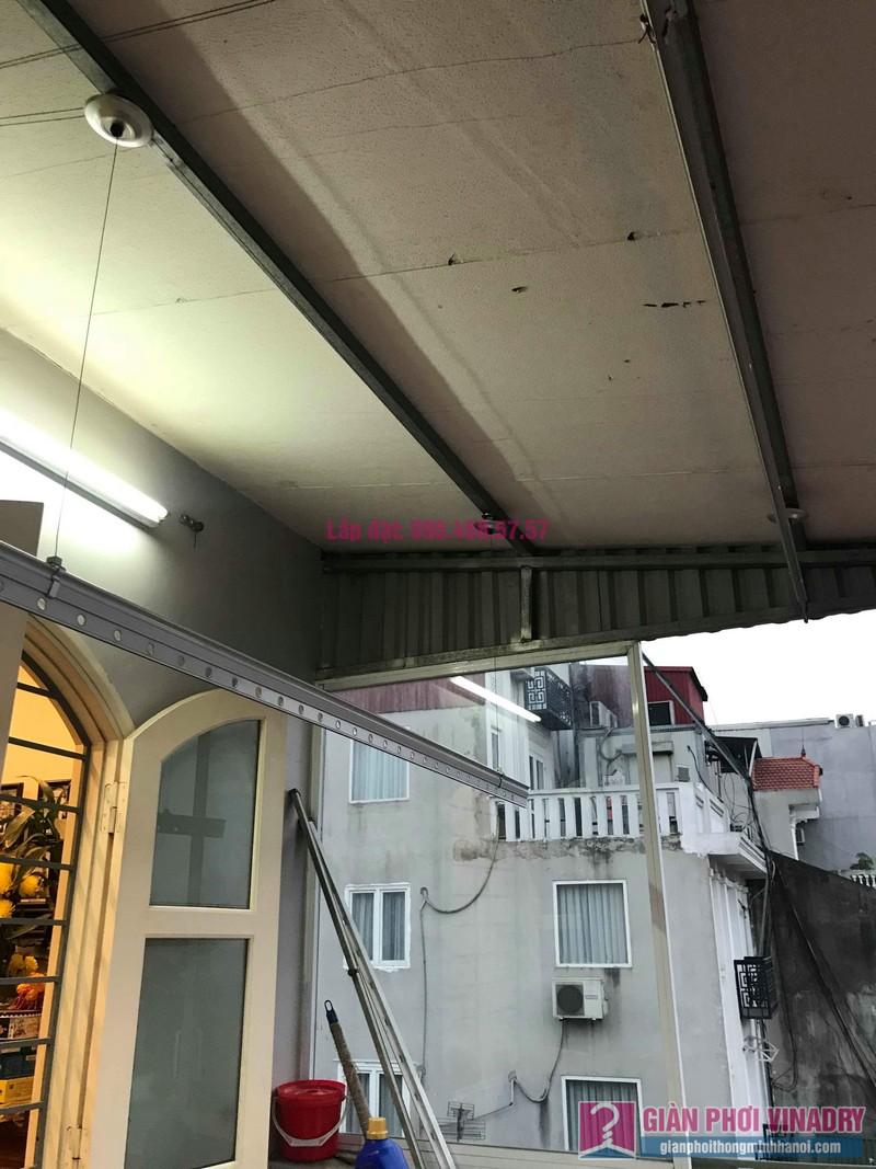 Sửa giàn phơi nhà anh Toàn, 58 Mã Mây, Hoàn Kiếm, Hà Nội - 02