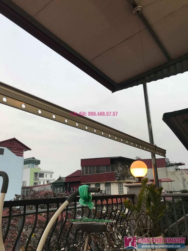 Sửa giàn phơi nhà anh Toàn, 58 Mã Mây, Hoàn Kiếm, Hà Nội - 04