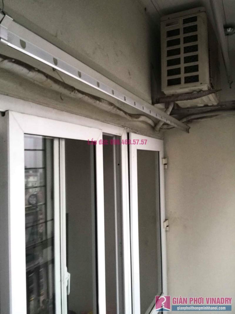 Sửa giàn phơi Hà Đông nhà chị Thắm, chung cư số 7 Trần Phú - 04