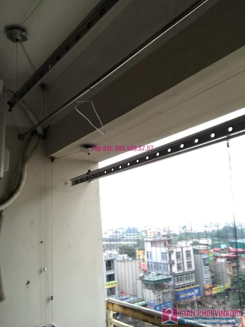 Thay dây cáp giàn phơi nhà chị Dung, Tòa CT10 chung cư Đại Thanh, Thanh Trì, Hà Nội - 06