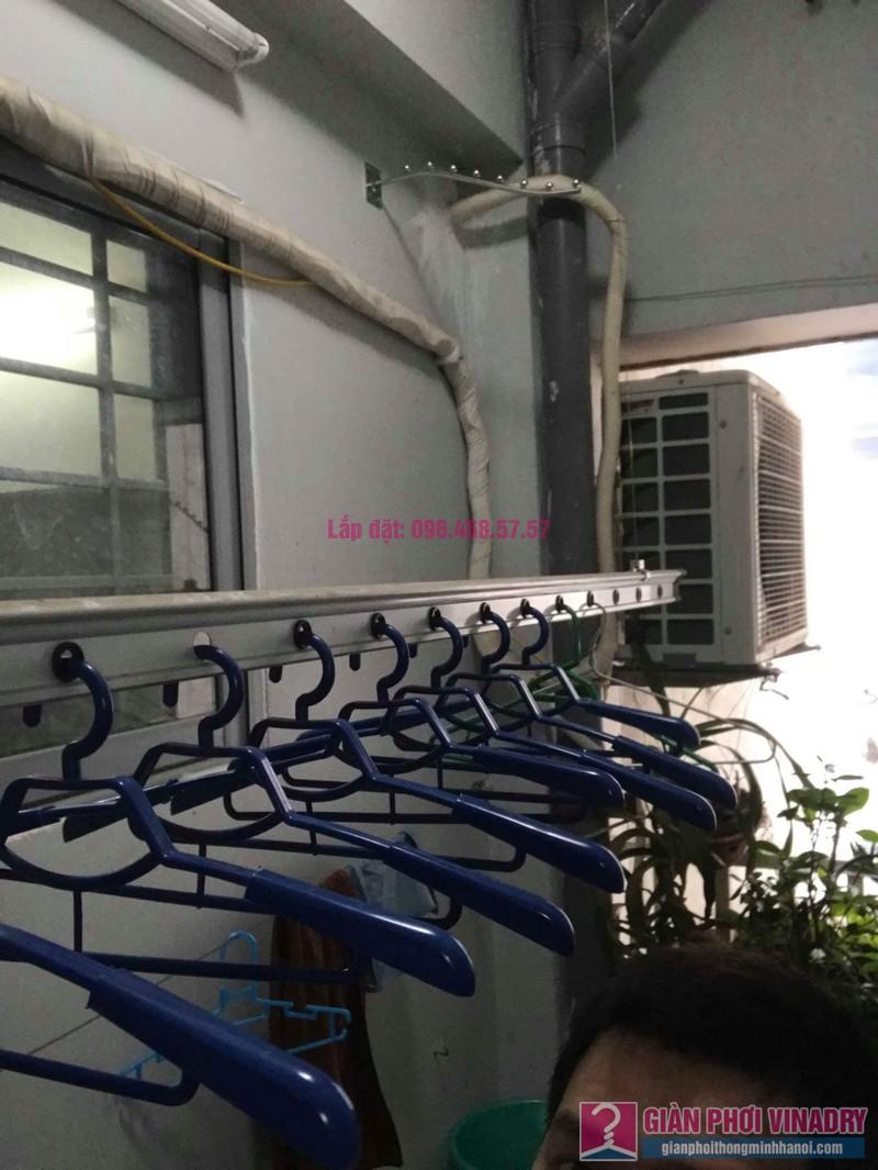 Sửa giàn phơi nhà chị Minh, chung cư CT19 Kiến Hưng, Hà Đông, Hà Nội - 06
