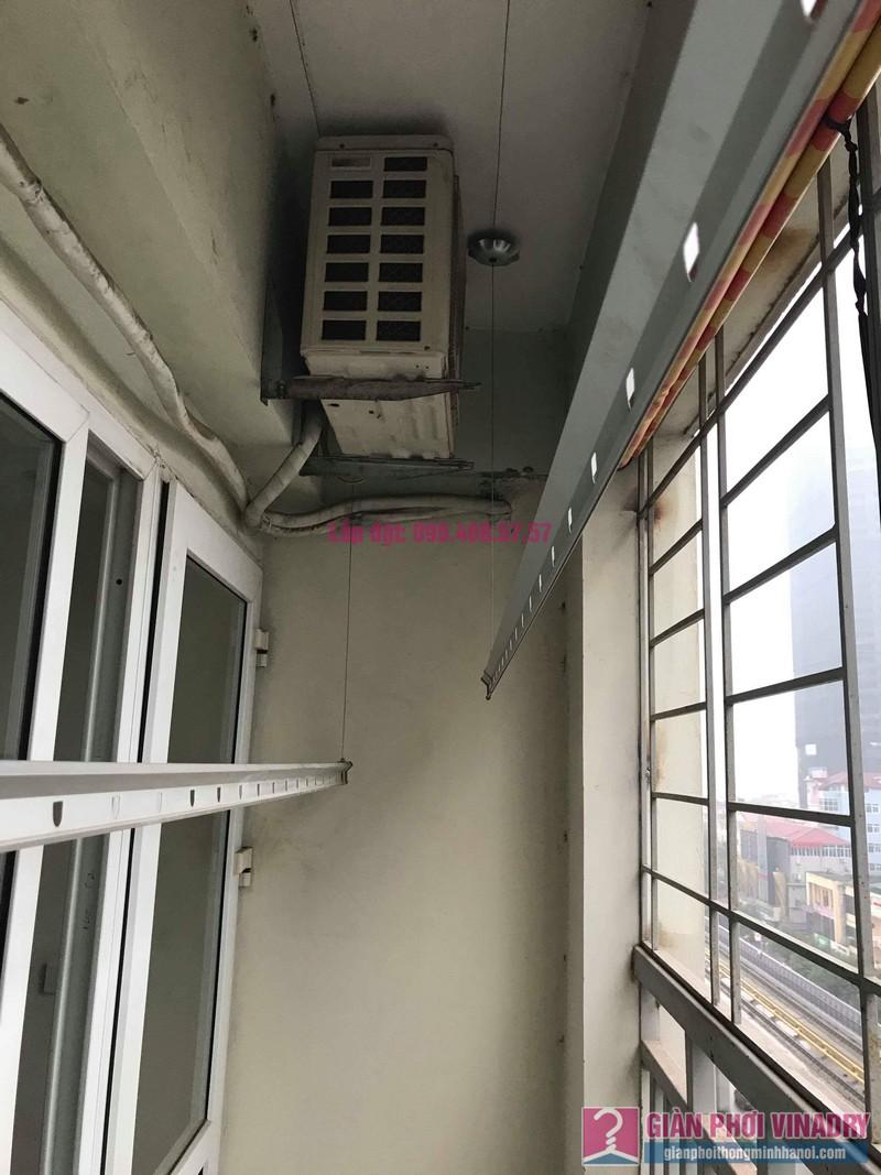 Sửa giàn phơi Hà Đông nhà chị Thắm, chung cư số 7 Trần Phú - 08