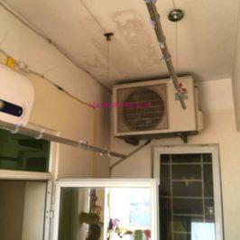 Sửa giàn phơi thông minh nhà anh Nam, chung cư 789 Bộ Quốc Phòng, Nam Từ Liêm, Hà Nội