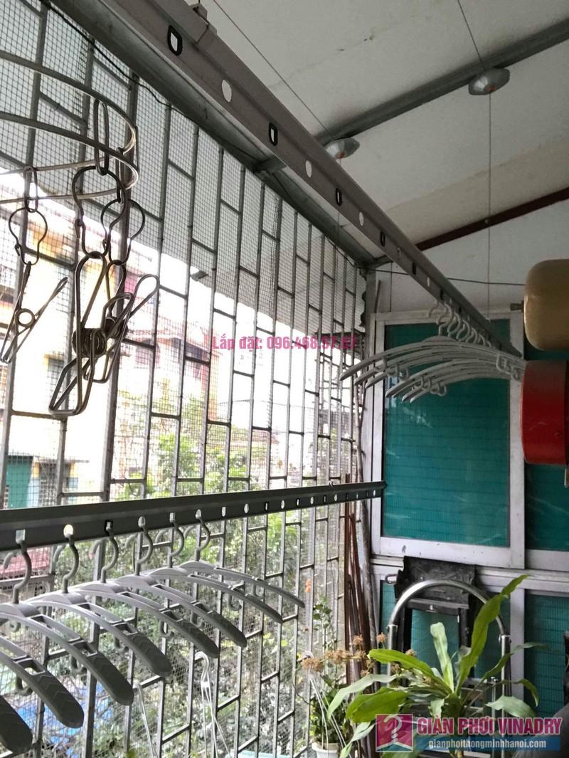 Sửa giàn phơi Ba Đình nhà anh Tài, P305, Khu tập thể Vĩnh Phúc - 01