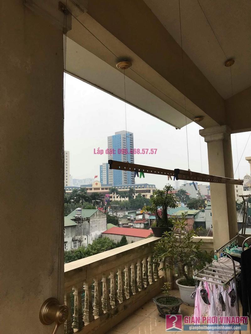 Sửa giàn phơi nhà anh Quân, ngõ 394 Lạc Long Quân, Tây Hồ, Hà Nội - 04