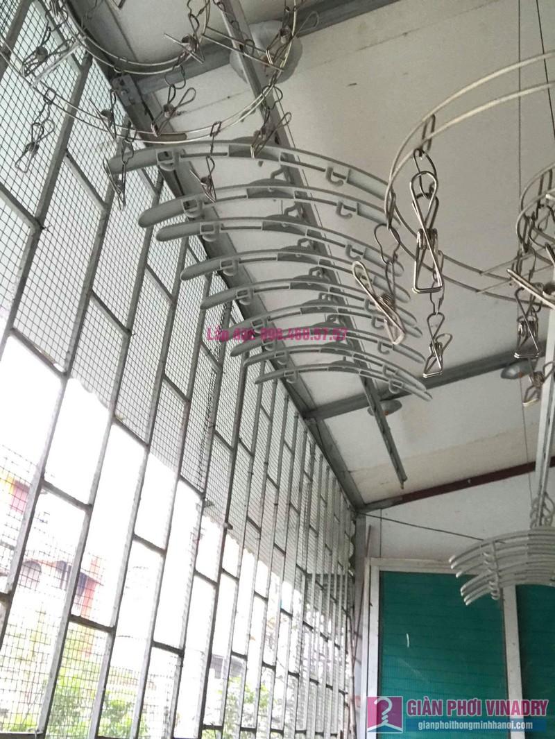 Sửa giàn phơi Ba Đình nhà anh Tài, P305, Khu tập thể Vĩnh Phúc - 05