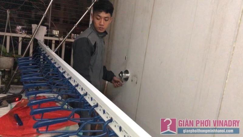 Lắp giàn phơi Long Biên bộ giàn phơi 701 nhà chị Nga, CT18, KĐT Việt Hưng - 10