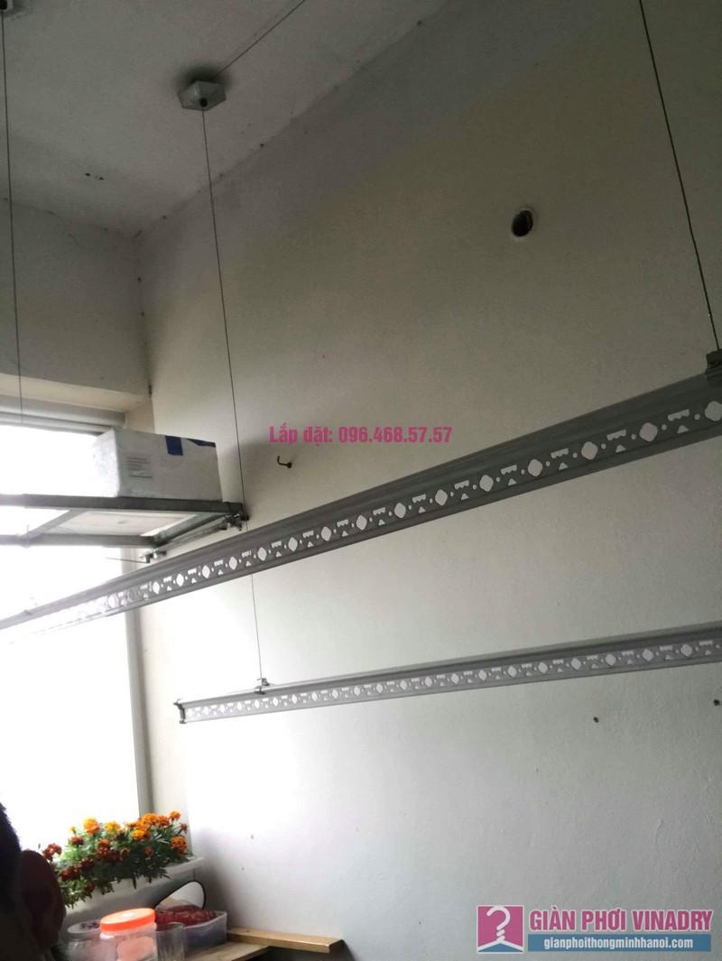 Thay phụ kiện giàn phơi thông minh nhà anh Thăng, chung cư Xuân Mai Complex, Hà Đông, Hà Nội - 08