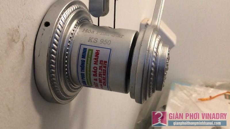 Bộ tời giàn phơi gp950 sang trọng, tiện dụng