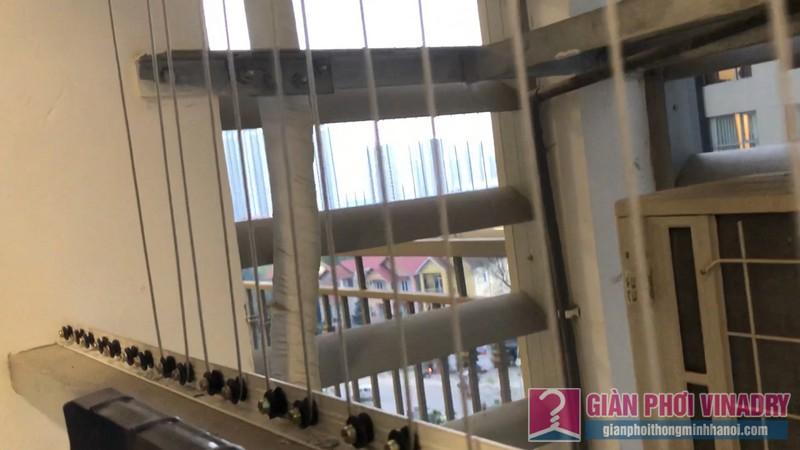 Lắp lưới an toàn ban công nhà chị Nguyệt, tòa A1, chung cư Vinhome Gardenia Mỹ Đình - 08