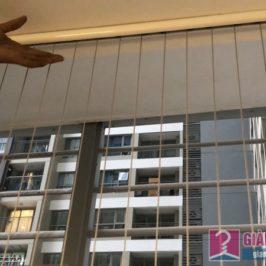 Lắp lưới an toàn ban công nhà chị Nguyệt, tòa A1, chung cư Vinhome Gardenia Mỹ Đình