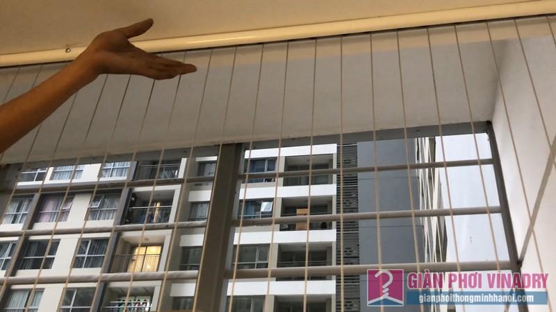 Lắp lưới an toàn ban công nhà chị Nguyệt, tòa A1, chung cư Vinhome Gardenia Mỹ Đình - 12