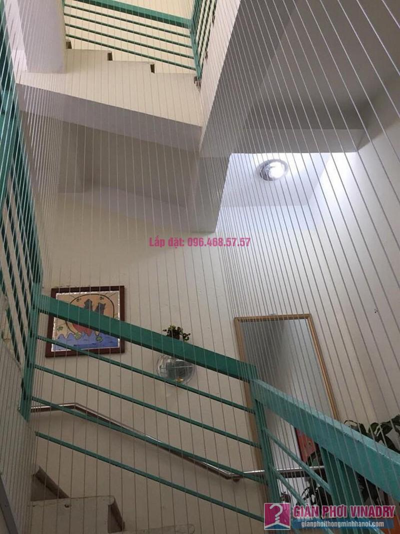 Lắp lưới an toàn cho trường mầm non Hoa phượng, Sóc Sơn, Hà Nội - 01