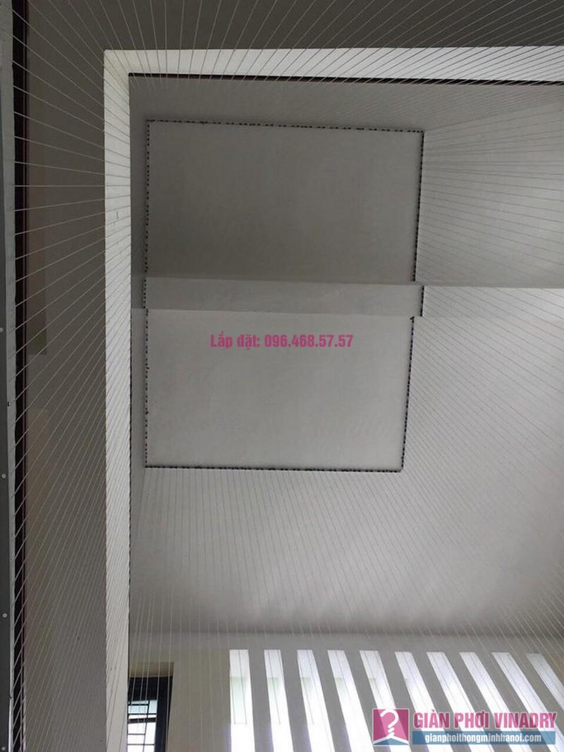 Lắp lưới an toàn cho trường mầm non Hoa phượng, Sóc Sơn, Hà Nội - 06