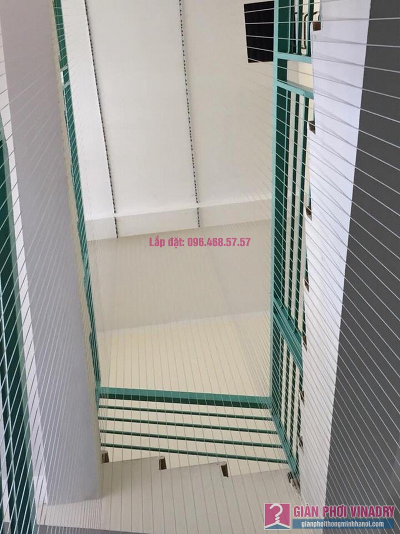Lắp lưới an toàn cho trường mầm non Hoa phượng, Sóc Sơn, Hà Nội - 07