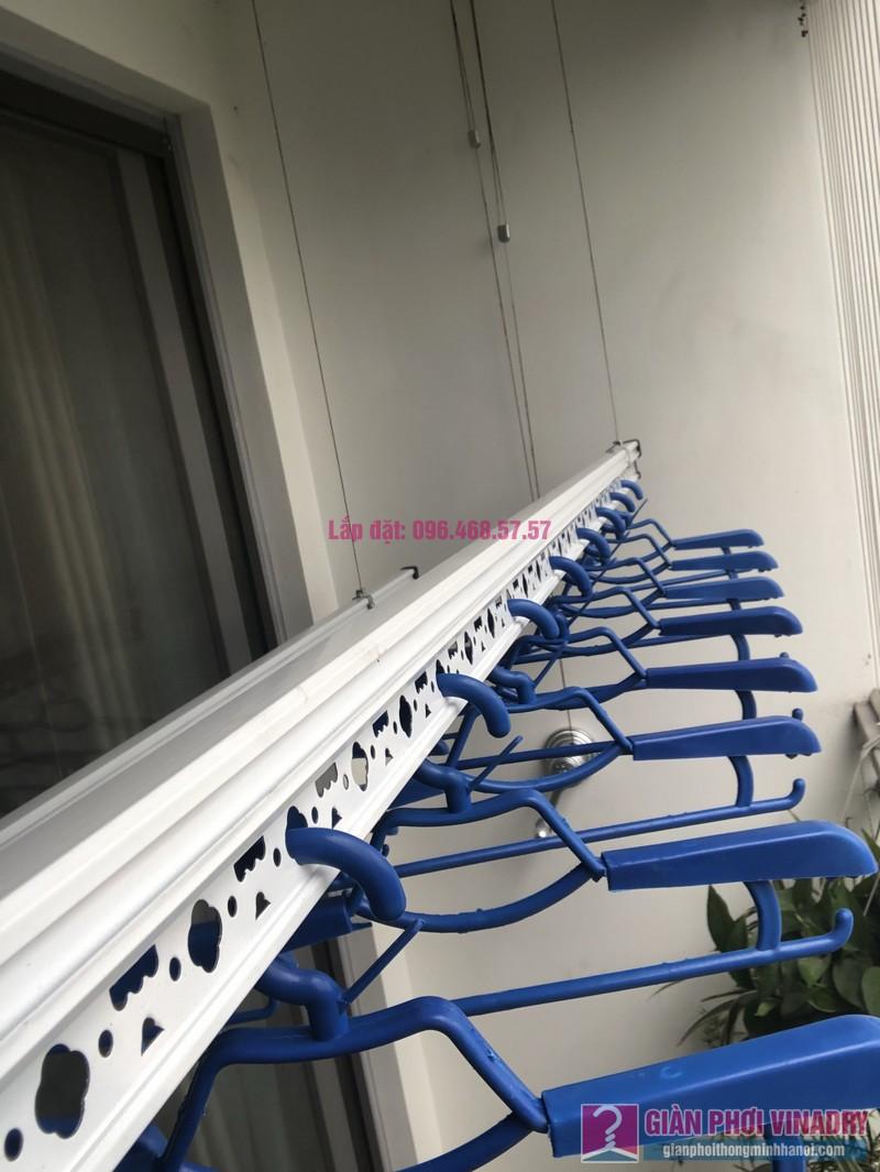 Lắp giàn phơi Hòa Phát Star 950 nhà chị Hạnh, Park 6, Park Hill Times City - 01