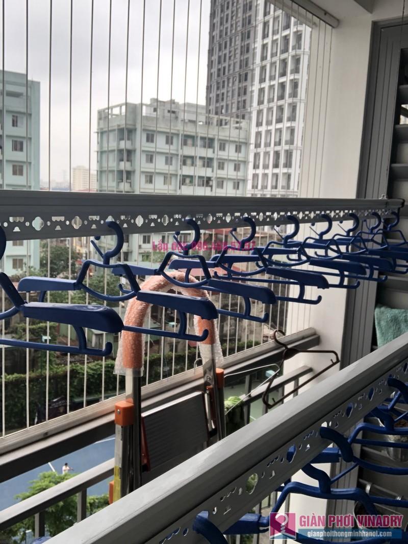Lắp giàn phơi Hòa Phát Star 950 nhà chị Hạnh, Park 6, Park Hill Times City - 09