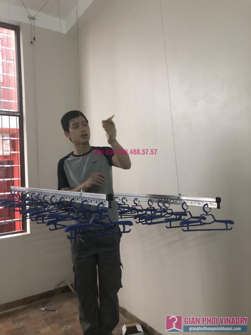 Lắp giàn phơi tại Bắc Ninh nhà anh Nho, làng Đình Bảng, Thị xã Từ Sơn - 02