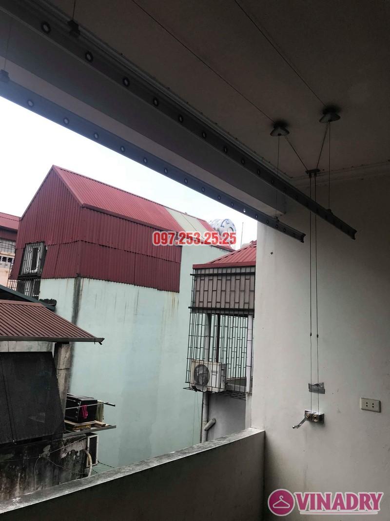 Sửa giàn phơi thông minh nhà anh Linh, 60 Ngọc Hà, Ba Đình, Hà Nội - 01