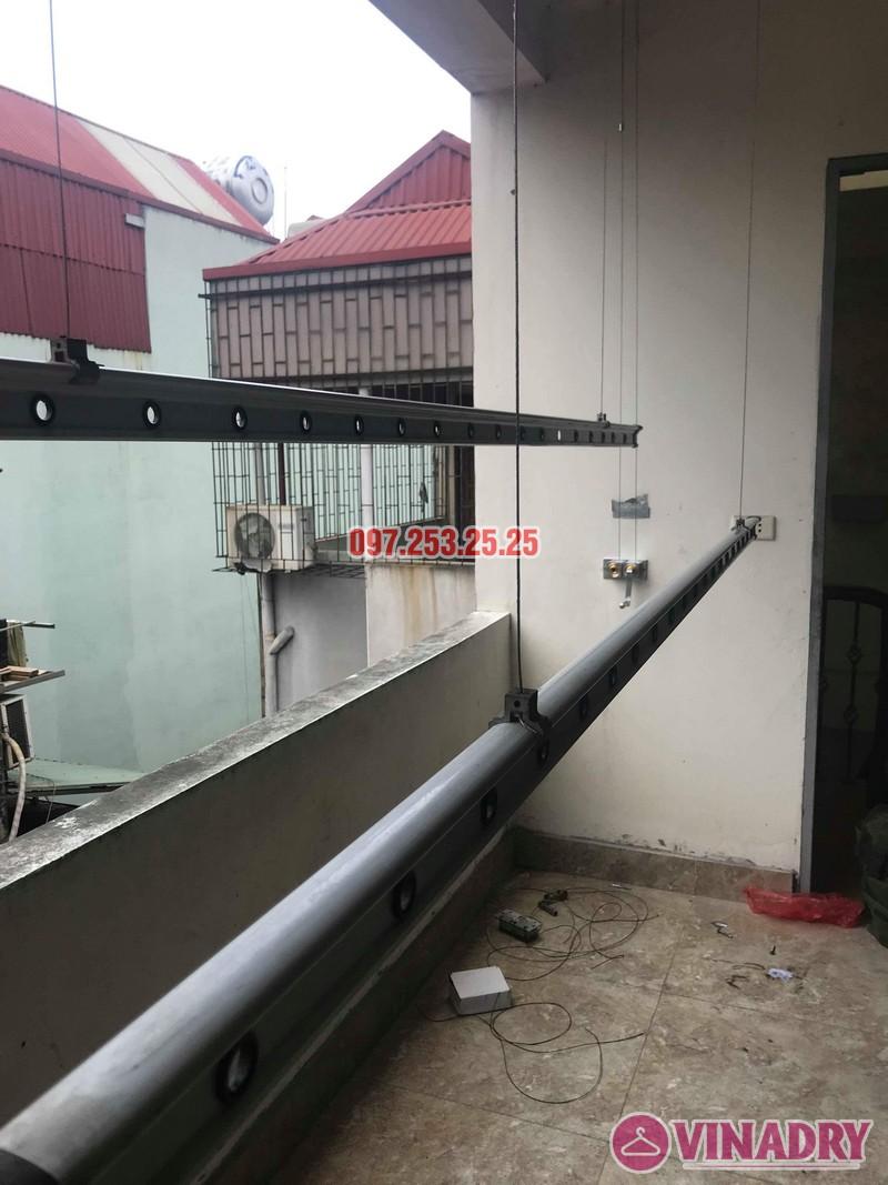 Sửa giàn phơi thông minh nhà anh Linh, 60 Ngọc Hà, Ba Đình, Hà Nội - 04