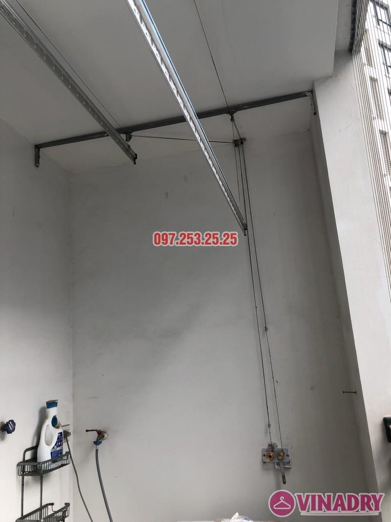 Sửa giàn phơi thông minh tại Royal City nhà chị Đào, căn 915 tòa R4B - 04