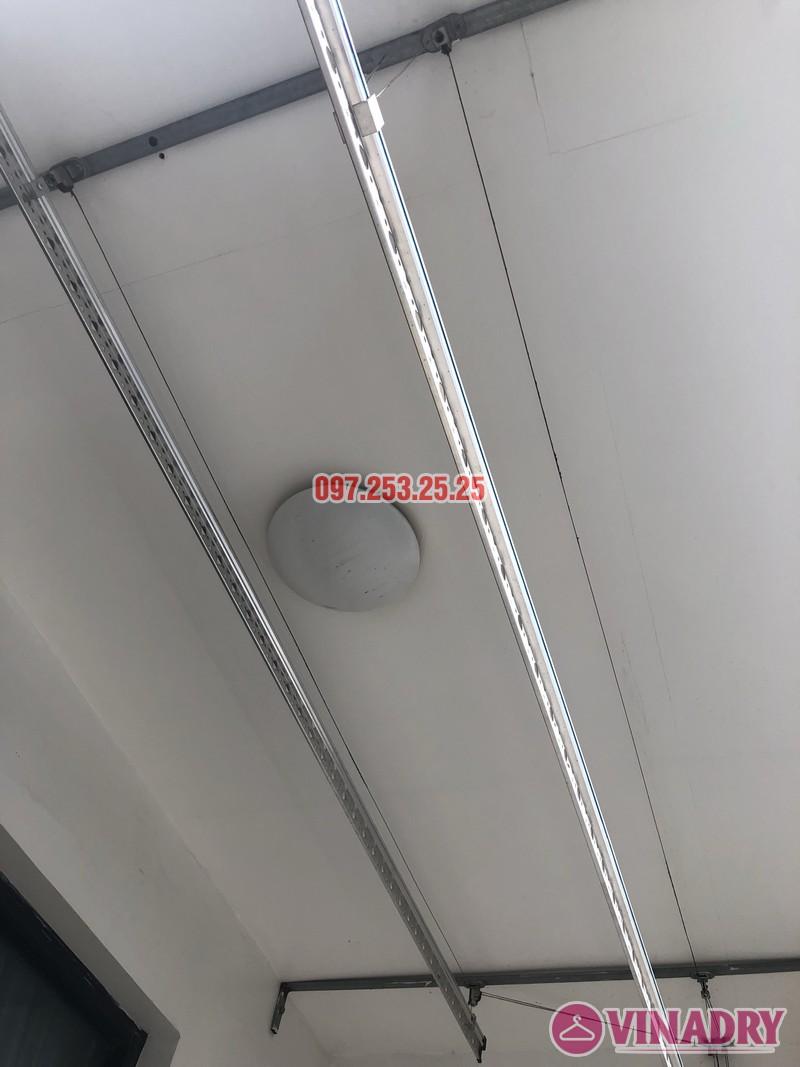 Sửa giàn phơi thông minh tại Royal City nhà chị Đào, căn 915 tòa R4B - 05