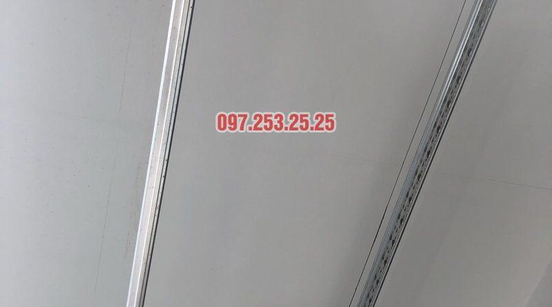 Sửa giàn phơi thông minh tại Royal City nhà chị Đào, căn 915 tòa R4B - 08